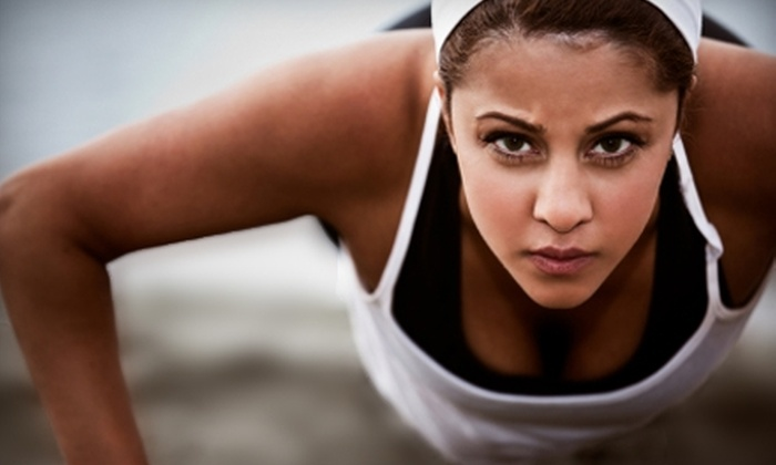 Fierce Fitness - Portland: $199 for Commit to Be Fit Fitness and Weight-Loss Program at Fierce Fitness