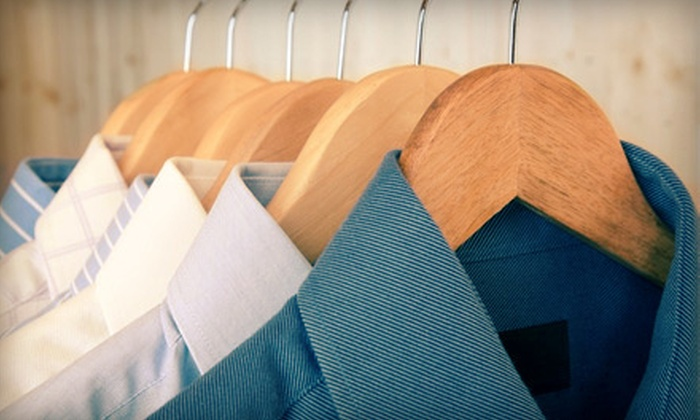 Classic Cleaners of Ocala - Multiple Locations: Dry-Cleaning Services at Classic Cleaners of Ocala (Half Off). Two Options Available.