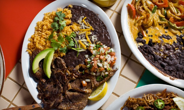 La Bamba Island Cuisine - Burbank: $15 for $30 Worth of Authentic Cuban and Mexican Fare at La Bamba Island Cuisine in Burbank