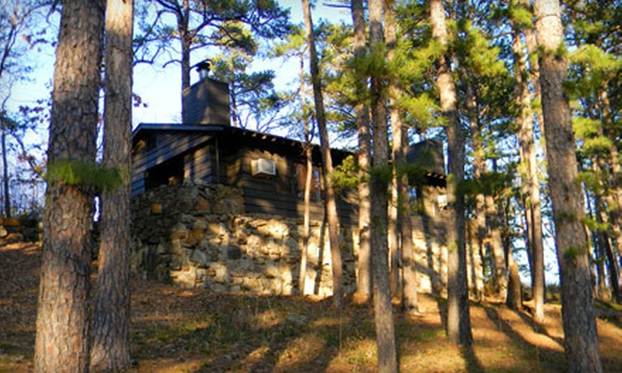 Lake Wister State Park - Wister: $35 for a One-Night Cabin Stay for Up to Six at Lake Wister State Park