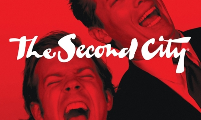 Second City (Mainstage) - Near North Side: Buy one get one FREE @ Second City