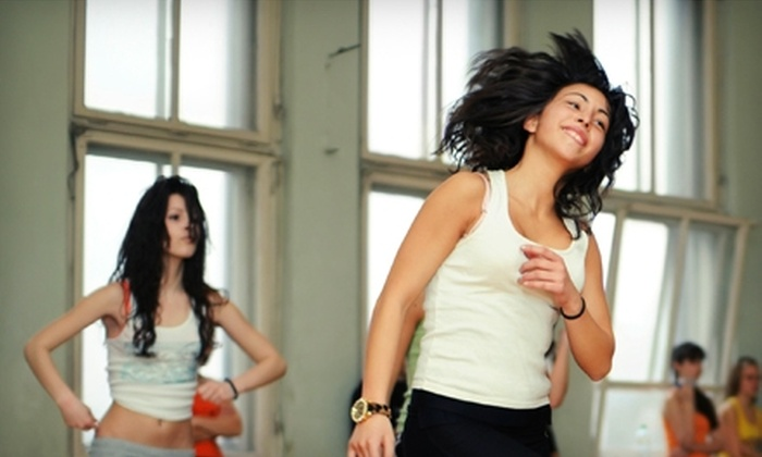 Foot Notes Dance Studio - Multiple Locations: $8 for a Fitness-Focused Super Sampler Class Pass to Foot Notes Dance Studio