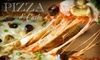 Pizza d' Carlo Gourmet Pizza - Temple Terrace: $10 for $20 Worth of Gourmet Pizza and More at Pizza d' Carlo