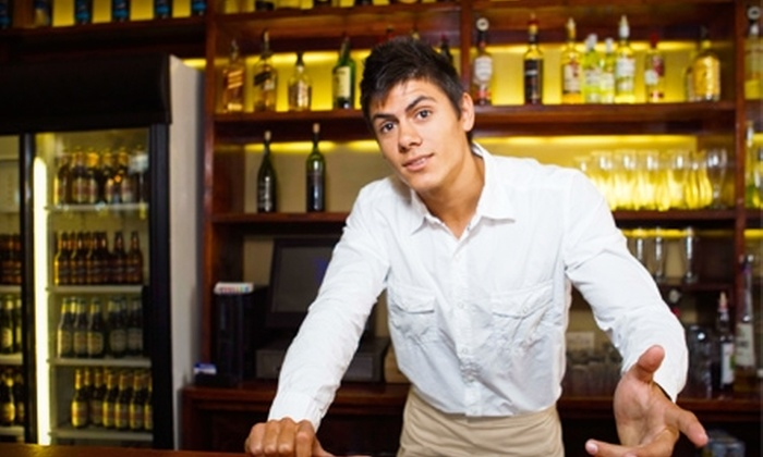 National Bartenders and Casino School - Fort Myers: $20 for a 90-Minute Bartending Instructional Course at National Bartenders and Casino School ($50 Value)