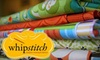 Whipstitch - Marietta Street Artery: Sewing and Quilting Classes or Craft Merchandise at Whipstitch. Choose from Three Options.