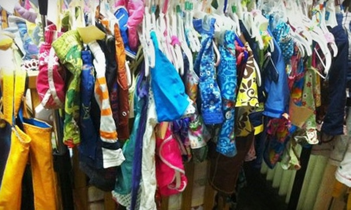 KidAround - Saugerties: $10 for $25 Worth of Consignment Clothing, Toys, and Books at KidAround in Saugerties