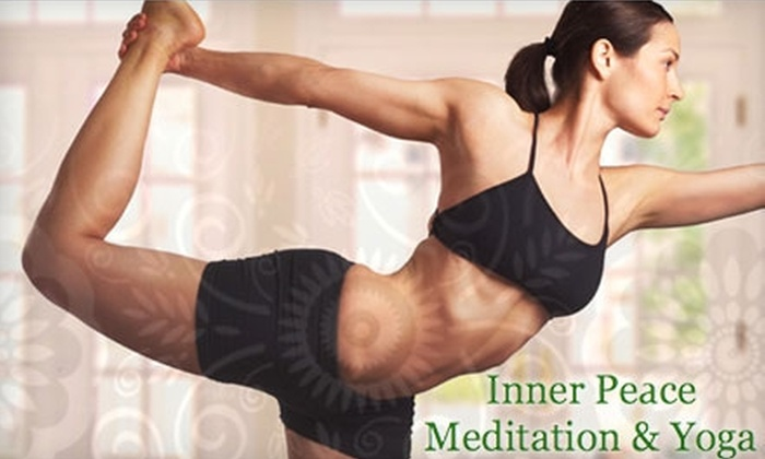 Inner Peace Meditation & Yoga - Senoia: $18 for Four Yoga Classes from Inner Peace Meditation & Yoga in Senoia