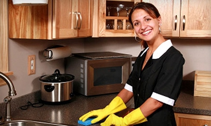 Maid in America - Greenville: $69 for Two Hours of Cleaning Services from Maid in America ($140 Value)
