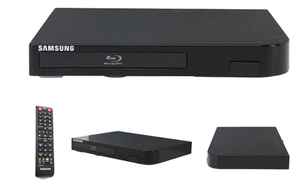 Samsung Smart Blu-ray DVD Player with Streaming Apps (Refurbished)