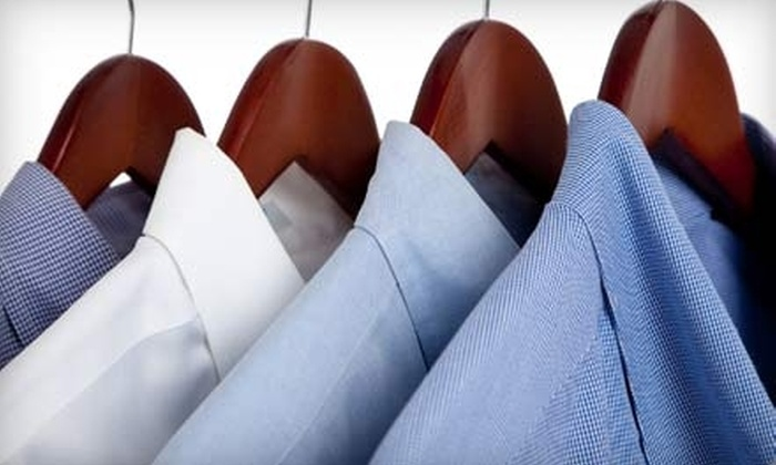 Ed Robinson Laundry & Dry Cleaning - Multiple Locations: $10 for $20 Worth of Services at Ed Robinson Laundry & Dry Cleaning