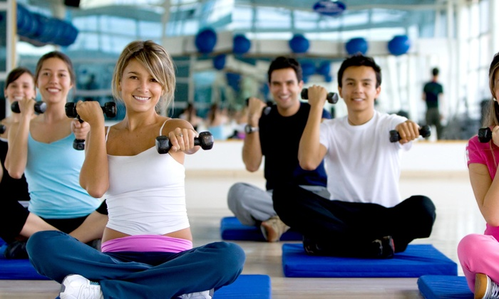 Anytime Fitness Goose Creek - Goose Creek: One-Month Membership with a Personal-Training Session at Anytime Fitness Goose Creek (74% Off)