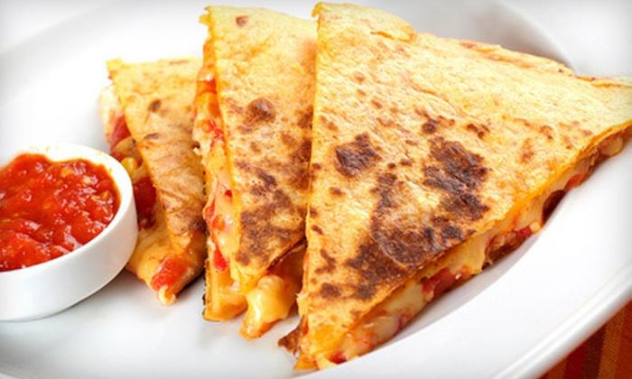 The Taco & Burrito House - Lakeview: $5 Worth of Burritos, Fajitas, and Breakfast