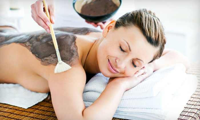 I Spa - Astoria: $59 for a Body Scrub and Body Wrap at I Spa in Astoria ($174 Value)