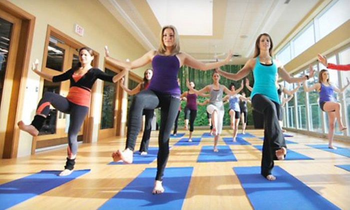 The Athletic Club London - Bostwick: 30-Day Membership or 15 Fitness Classes at The Athletic Club (Up to 87% Off)
