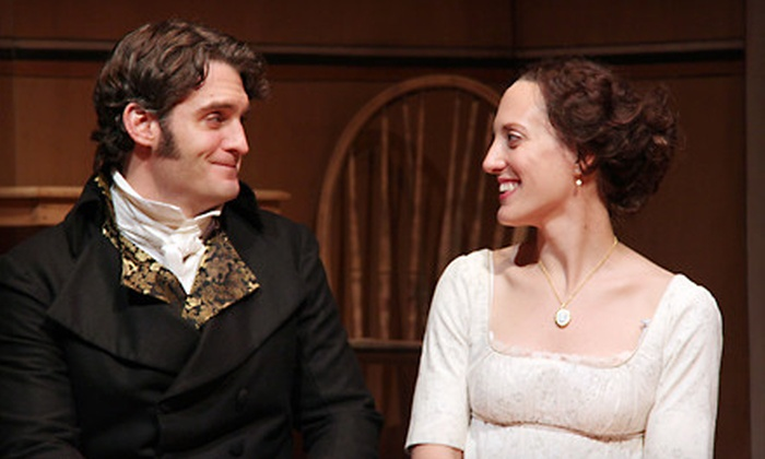 """Pride and Prejudice"" - Bethesda: Theater Outing to ""Pride and Prejudice"" at Round House Theatre in Bethesda (Up to 54% Off). Four Shows Available."