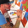 Half Off BYOB Art Class for Two in Scottsdale
