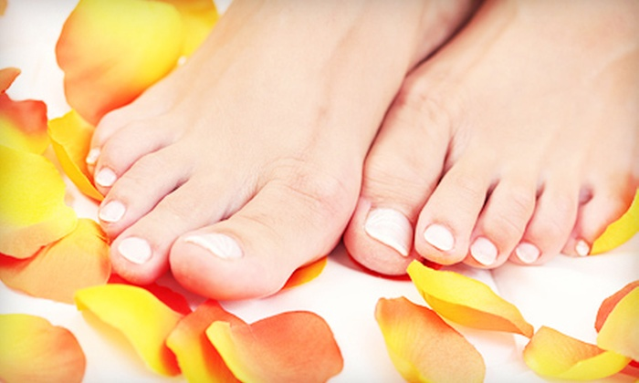 P3 Chiropractic and Sports Care - Huntsville: Laser Toenail-Fungus Treatment for One or Both Feet at P3 Chiropractic and Sports Care (Up to 56% Off)