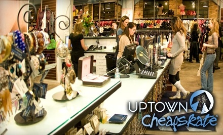 $35 Groupon to Uptown Cheapskate - Uptown Cheapskate in Salt Lake City