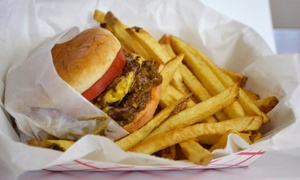 Chubz Famous Chiliburgers: $12 for Two Groupons, Each Good For $10 Worth of Burgers at Chubz Famous Chiliburgers ($20 Value)