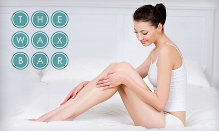 The Wax Bar - Multiple Locations: $32 for $69 Worth of Waxing Services at The Wax Bar. Choose Between Two Locations