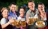 The Soulard Oktoberfest - Soulard: Visit with Unlimited Beer and Official Oktoberfest Mugs to The Soulard Oktoberfest on May 18 (Up to 52% Off)