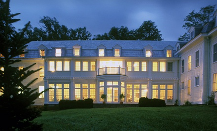 2-Night Stay for Two in a Regular Room - Balsam Mountain Inn in Balsam