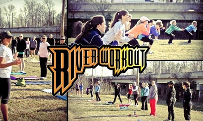 River Workout - Multiple Locations: $10 for Two Strength and Conditioning Classes at River Workout