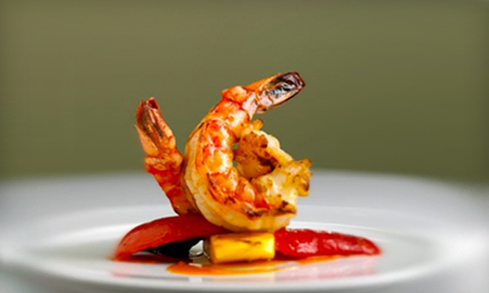 Chiado Restaurant - Little Italy: Gourmet Portuguese Five-Course Tasting Menu for Two or Cuisine and Drinks at Chiado Restaurant