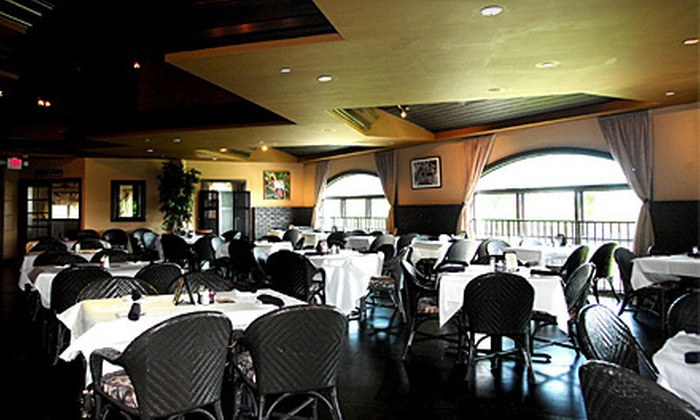 The Edison Restaurant & Bar - Fort Myers: American Food for Two or Four at The Edison Restaurant & Bar (Up to 53% Off)