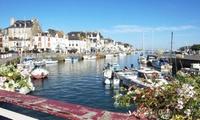 Galette et crêpe dans la pure tradition bretonne pour 2 ou 4 personnes dès 19 € à la Crêperie Tante Germaine