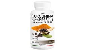 Cure minceur Curcuma Piperine