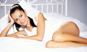 Smooth as Silk, Inc.: Six Laser Hair-Removal Treatments on a Small, Medium, or Large Area at Smooth as Silk Inc. (Up to 83% Off)