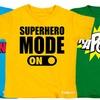 Toddler Superhero T-Shirts