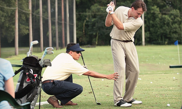 Arizona Golf Instructor - Dobson Ranch: Five 30- or 60-Minute Lessons from Arizona Golf Instructor (Up to 78% Off)