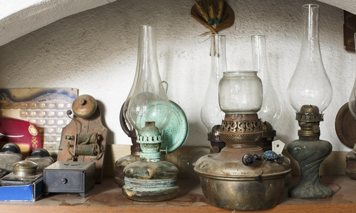Warehouse 1333 - Lee School: $25 for $50 Worth of Antiques — The warehouse 1333