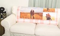 Custom Fleece Photo Baby Blankets from Collage.com (Up to 80% Off). Four Options Available.