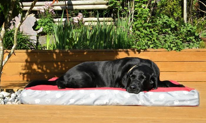 Outdoor Waterproof Pet Beds Groupon Goods