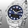SO & CO New York Men's Multifunction Dual Display Watch