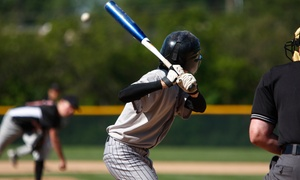 10 or 20 Batting-Cage Tokens at Hitters SportsPlex (Up to 59% Off)