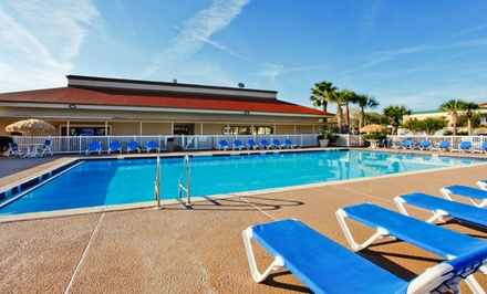 Stay at Days Inn and Suites Amelia Island on Amelia Island, FL. Dates Available into April.