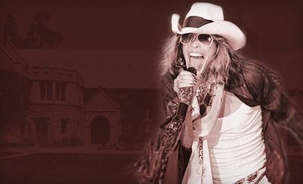 Rock 'n' Roll  Fantasy Camp with Steven Tyler on Sat., May 5 at 7PM: General Admission - Rock 'n' Roll Fantasy Camp with Steven Tyler in Century City