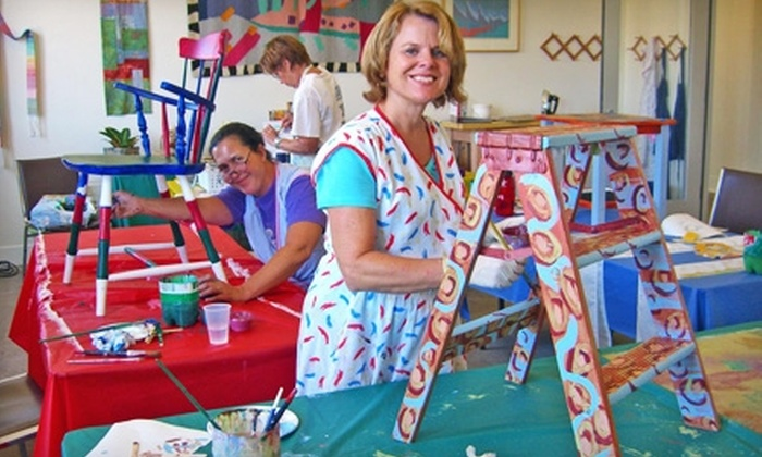Bravo School of Art - San Diego: $24 for a Three-Hour Art Workshop at Bravo School of Art ($48 Value)
