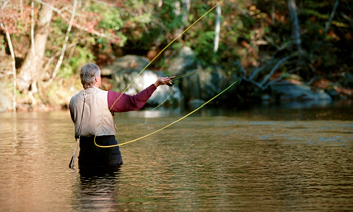 Uptown Angler - Central Business District: $29 for $60 Worth of Fly-Fishing Equipment, Apparel, and Accessories at Uptown Anglers