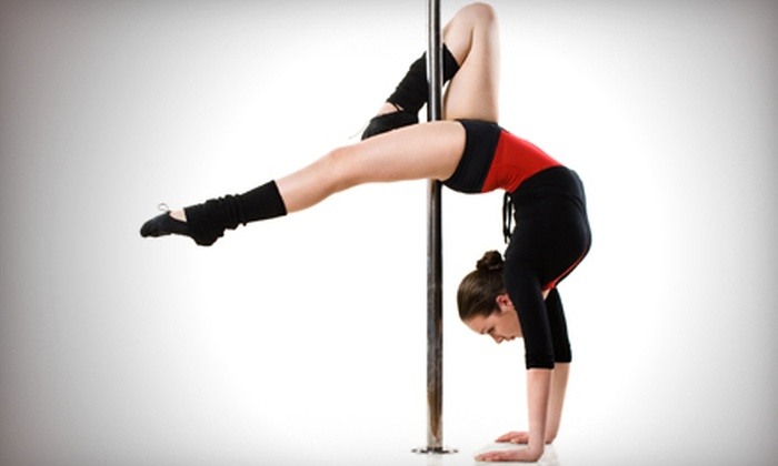 Vivacity Fitness - Meadowood: Six Level One Pole-Dancing Classes and One Drop-In Class, or Private Party for Up to 10 at Vivacity Fitness (Up to 57% Off)