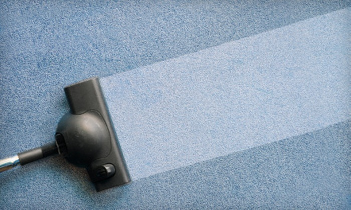 Commercially Clean - North Star: $69 for Three-Room Carpet Cleaning from Commercially Clean ($175 Value)