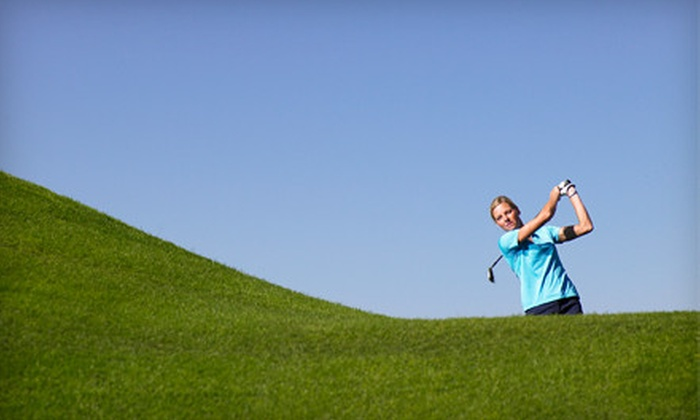 Good Start Golf School - Palm Greens at Villa Del Ray: $49 for a Video Lesson with Golf-Swing Analysis at Good Start Golf School in Delray Beach ($125 Value)