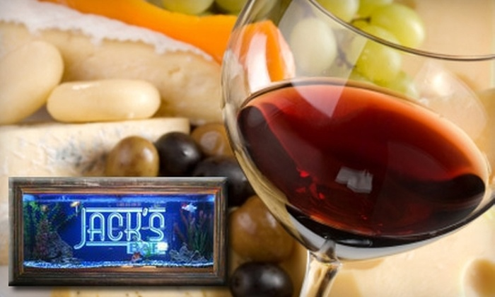 Jack's Bar - Athens-Clarke County unified government (balance): $7 for One Admission Pass to a Wine Tasting at Jack's Bar ($15 Value)