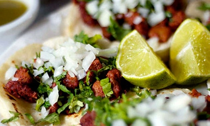 Blue Agave Cantina and Tequila Bar - Downtown Lexington: $10 for $20 Worth of Mexican Fare and Drinks at Blue Agave Cantina and Tequila Bar