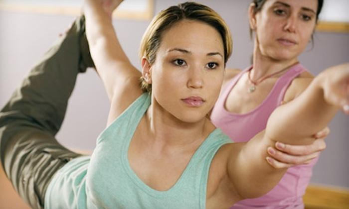 Morning Breeze Yoga Studio - Finksburg: $20 for Four Yoga Classes at Morning Breeze Yoga Studio in Finksburg ($52 Value)