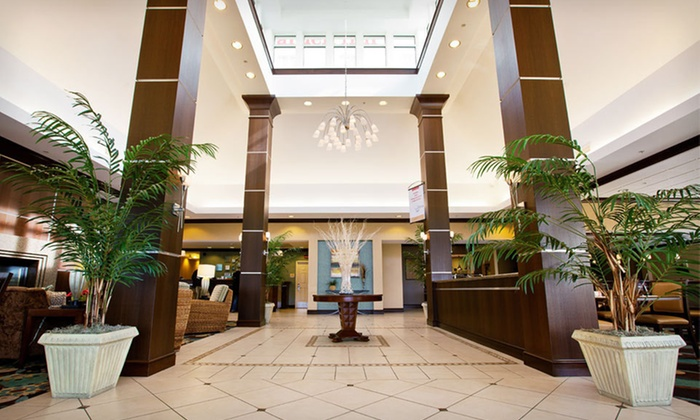 Hilton Garden Inn Dulles North - Moorefield Station: $69 for a One-Night Stay Thursday-Sunday for Up to Five at Hilton Garden Inn Dulles North in Northern Virginia (Up to $134 Value)